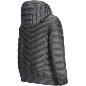 Peak Performance W's Ice Down Hooded Jacket Quiet Grey